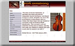 Mark Armstrong Web site